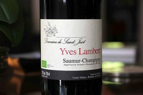 2013_Domaine_de_St_Just_Saumur_Champigny_Yves_Lambert