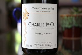 Domaine Christophe et fils-Chabli1er Cru Fourchaume