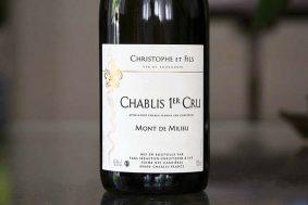 Domaine Christophe et fils_Chablis_Premier Cru Mont de Millieu