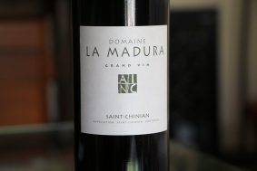 La_Madura_Saint_Chinian_Grand_Vin_2010
