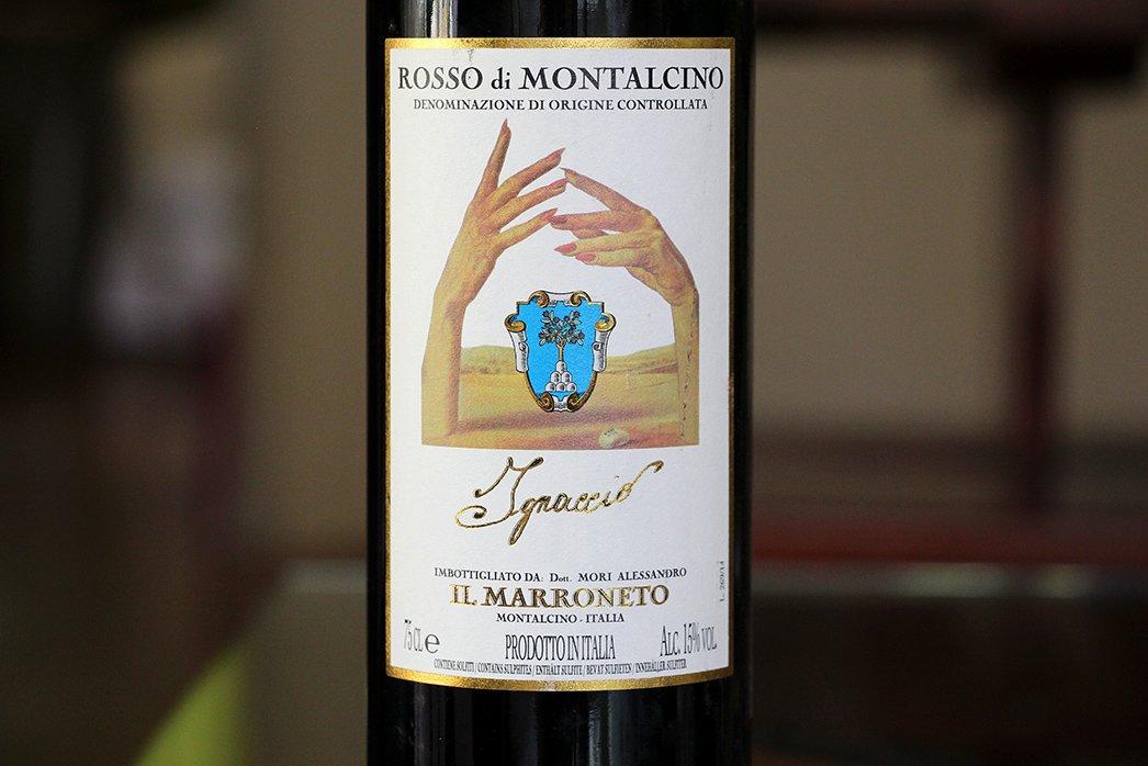 Il_Marroneto_Rosso_di_Montalcino_2011