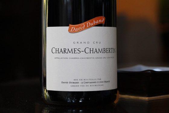 2013_David_Duband_Grand_Cru_Charmes_Chambertin
