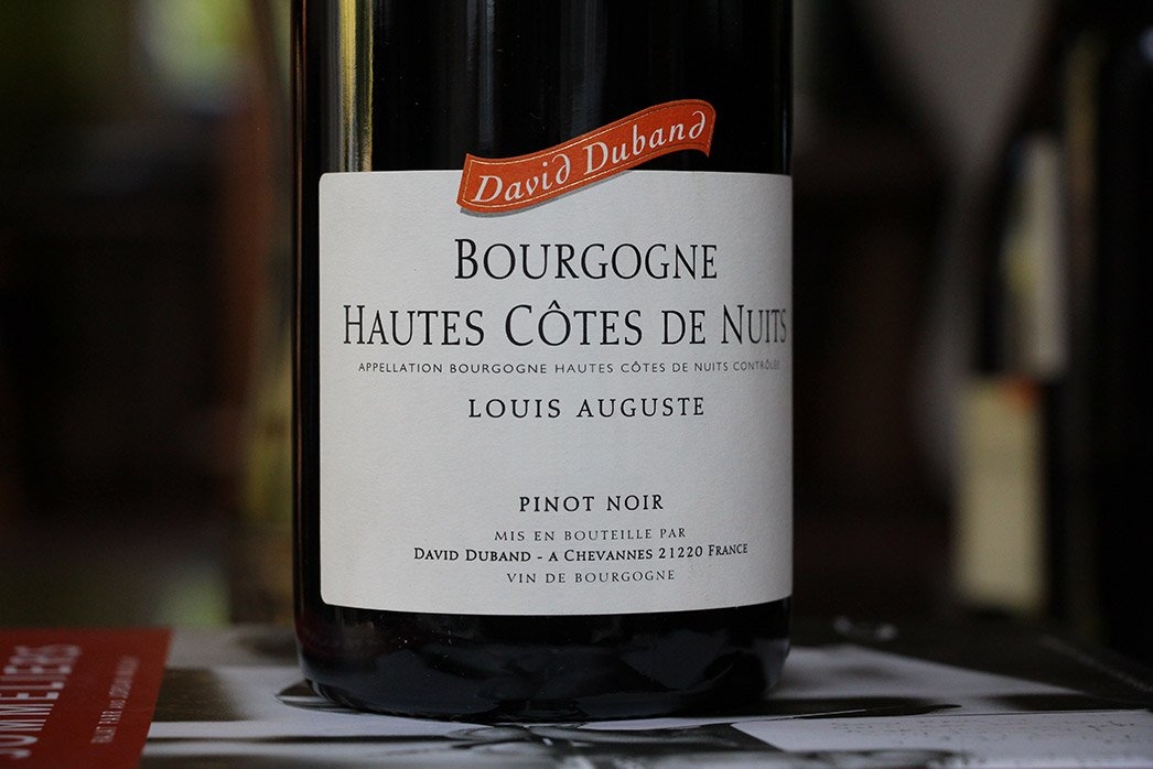 2013 hautes cotes de nuits louis auguste the source for Auguste chabaud cote