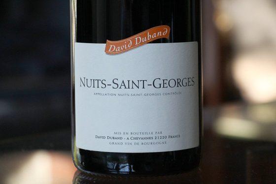 2013_David_Duband_Nuits_St_Georges