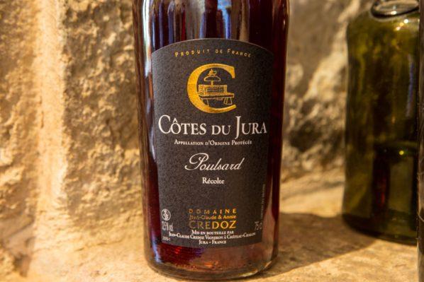 Cotes Jura Rouge Poulsard