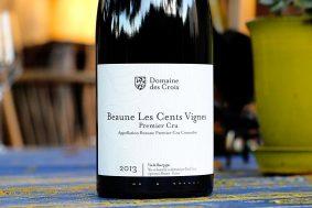 David Croix Beaune Les Centes Vignes