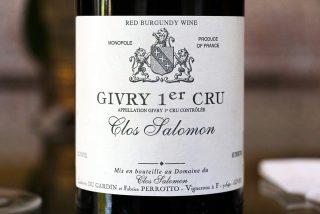 Clos Salomon Givry