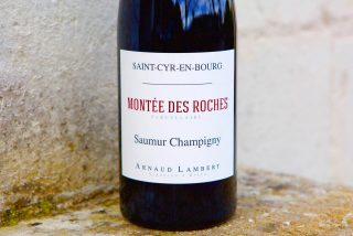 Saumur Champigny Rouge, Montee Des Roches   Arnaud Lambert