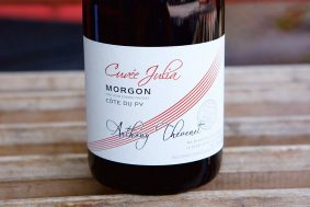 Anthony Thevenet Cuvee Julia