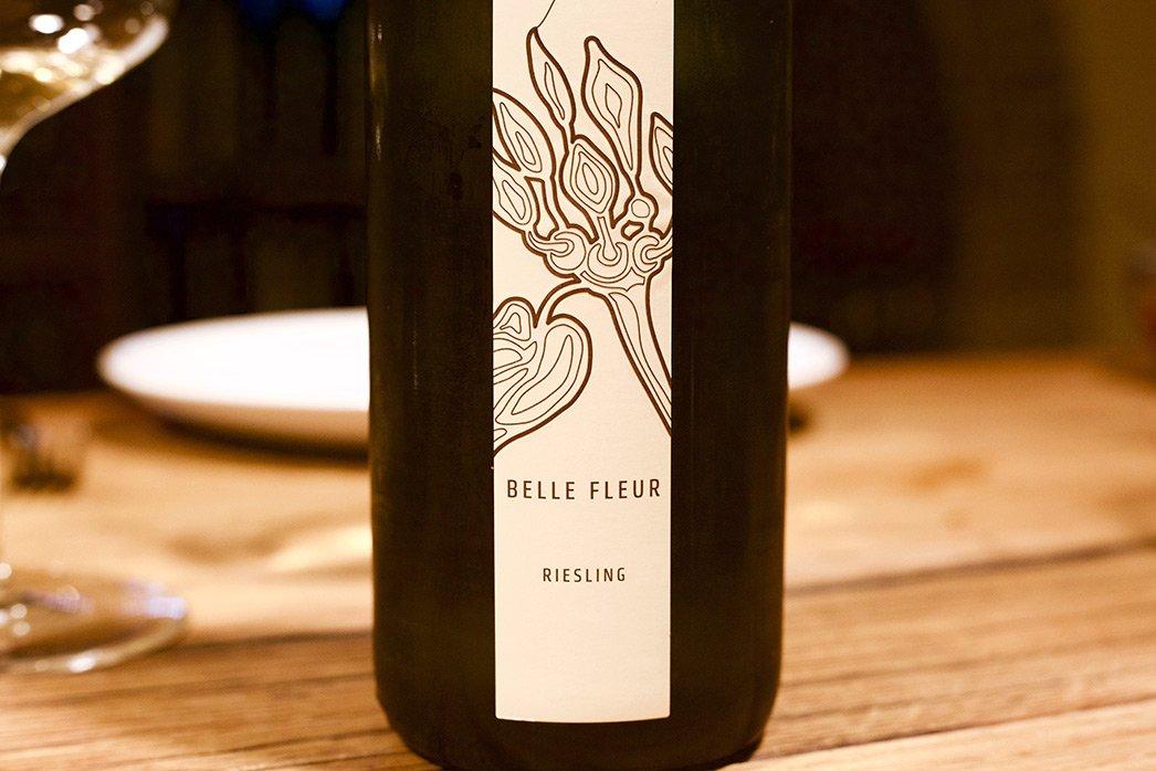 Belle Fleur Riesling