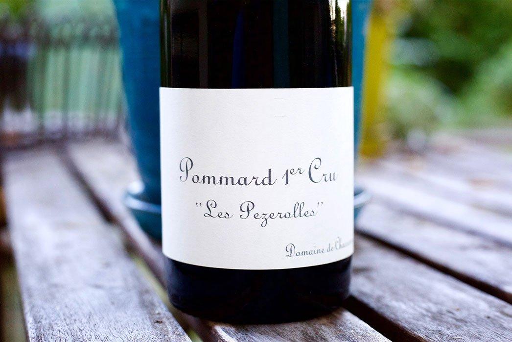 Domaine Chassorney Pommard-Rouge 1er Cru Pezerolles