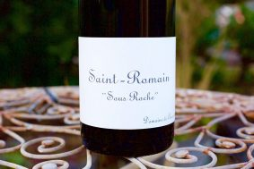 Domaine Chassorney Saint Romain Rouge Sous Roches