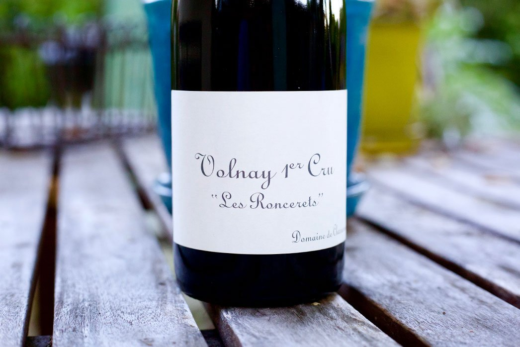 Domaine Chassorney Volnay 1er Cru Les Roncerets