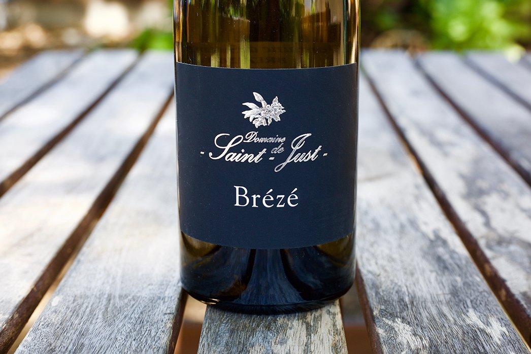 Saumur Blanc, 'Breze' Bourguenne