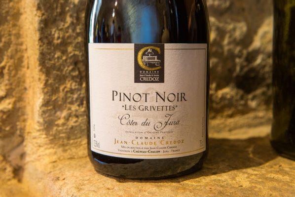 Cotes du Jura Pinot Noir