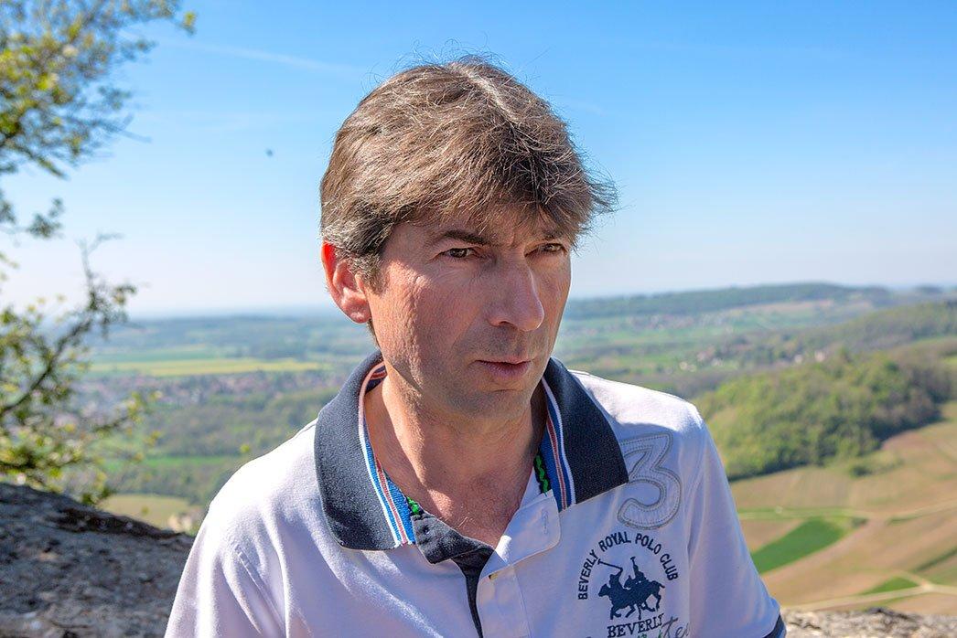 Domaine Jean Claude Credoz-Cotes du Jura winemaker