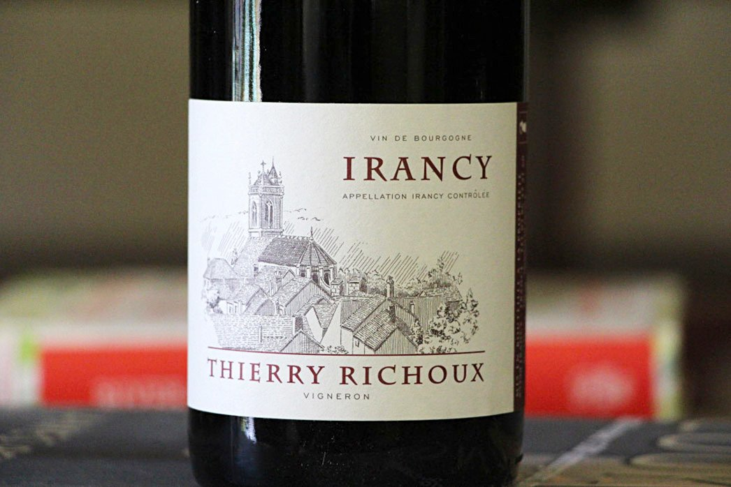 Thierry Richoux Irancy Rouge