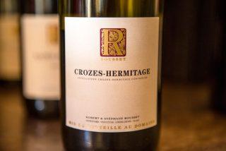 Crozes Hermitage Rouge Domaine Rousset