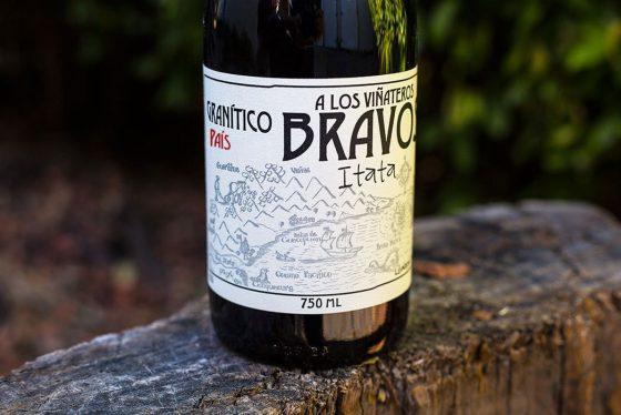 Vinateros Bravos Granitico