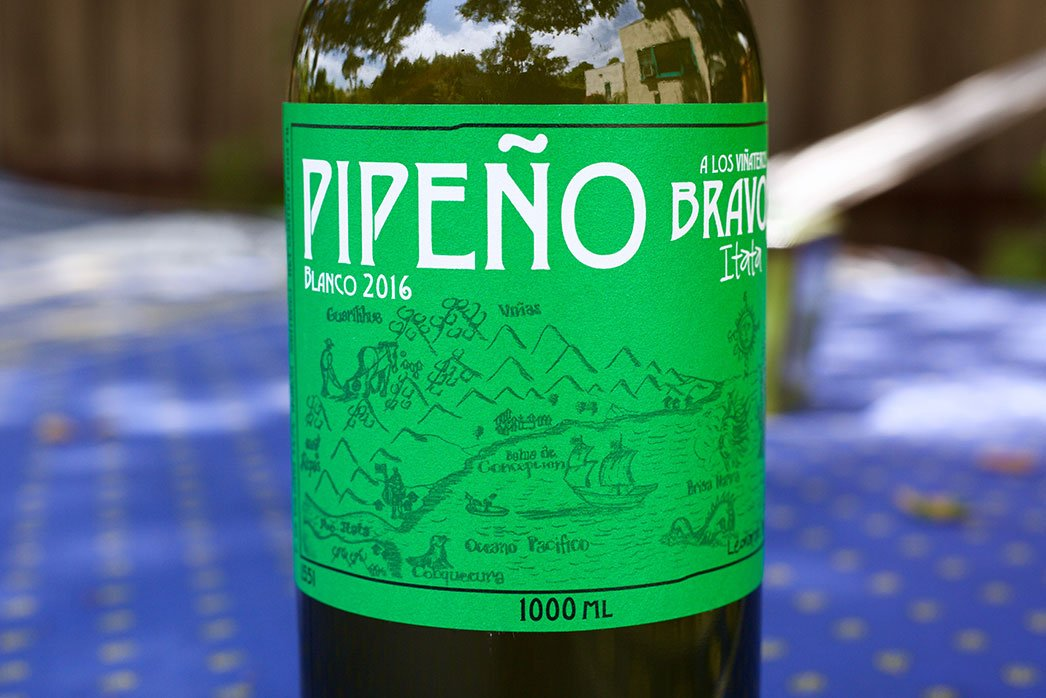Pipeno Blanco