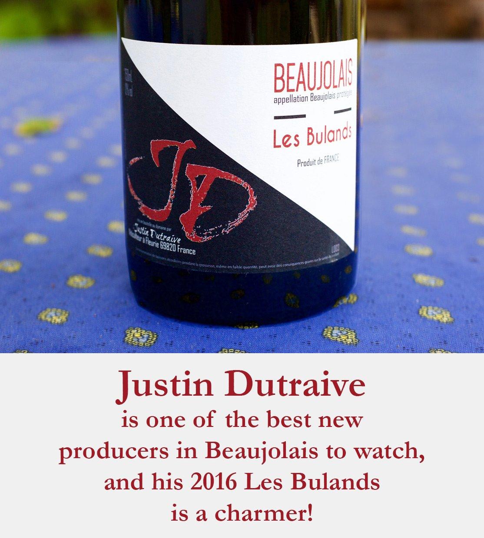 Justin Dutraive
