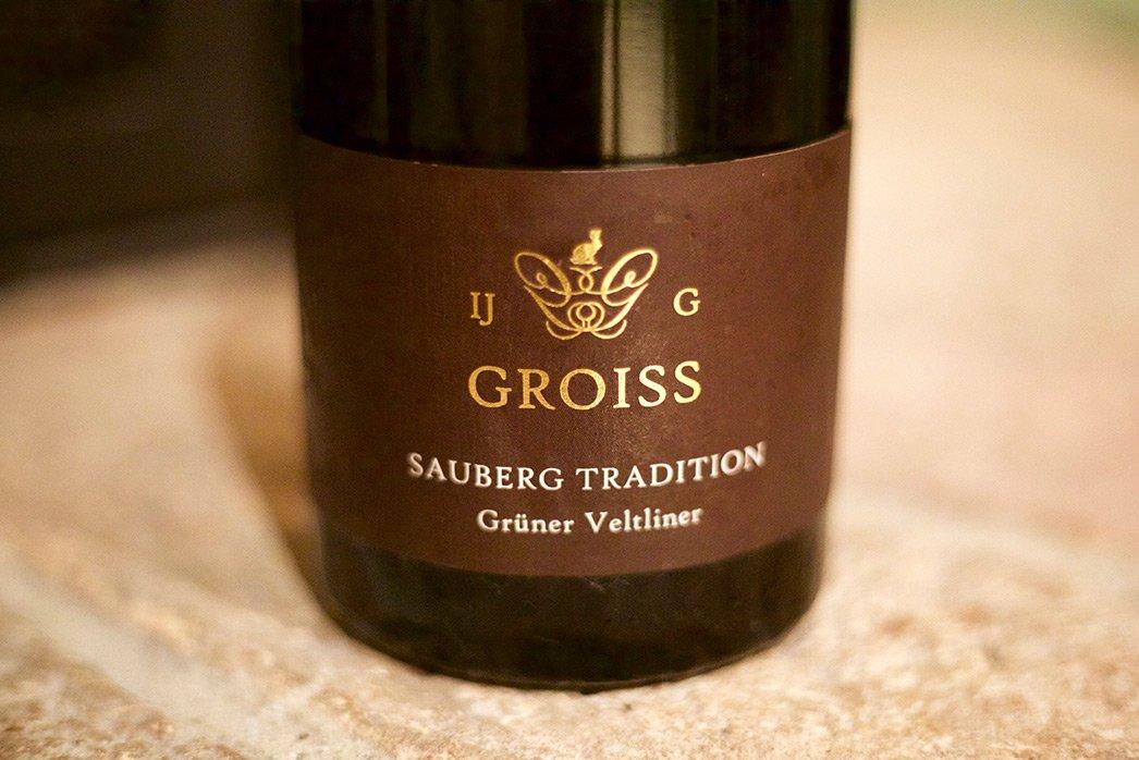 Sauberg Tradition Gruner Veltliner