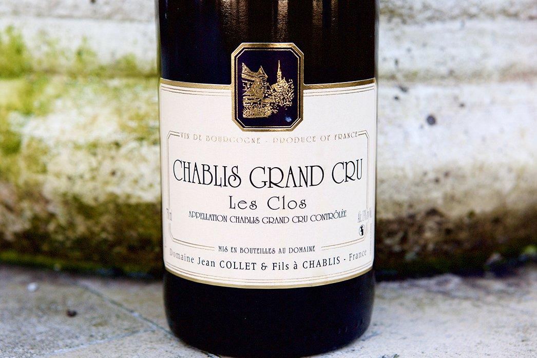 Chablis, Grand Cru Les Clos