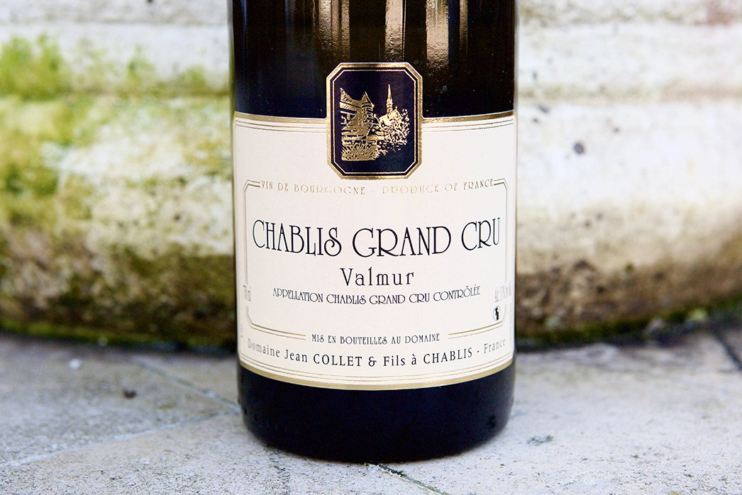 Chablis, Grand Cru Valmur