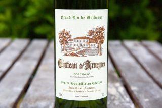 Arveyres Bordeaux Superieur Blanc