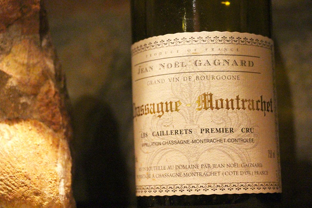 Chassagne Montrachet Gagnard-sm