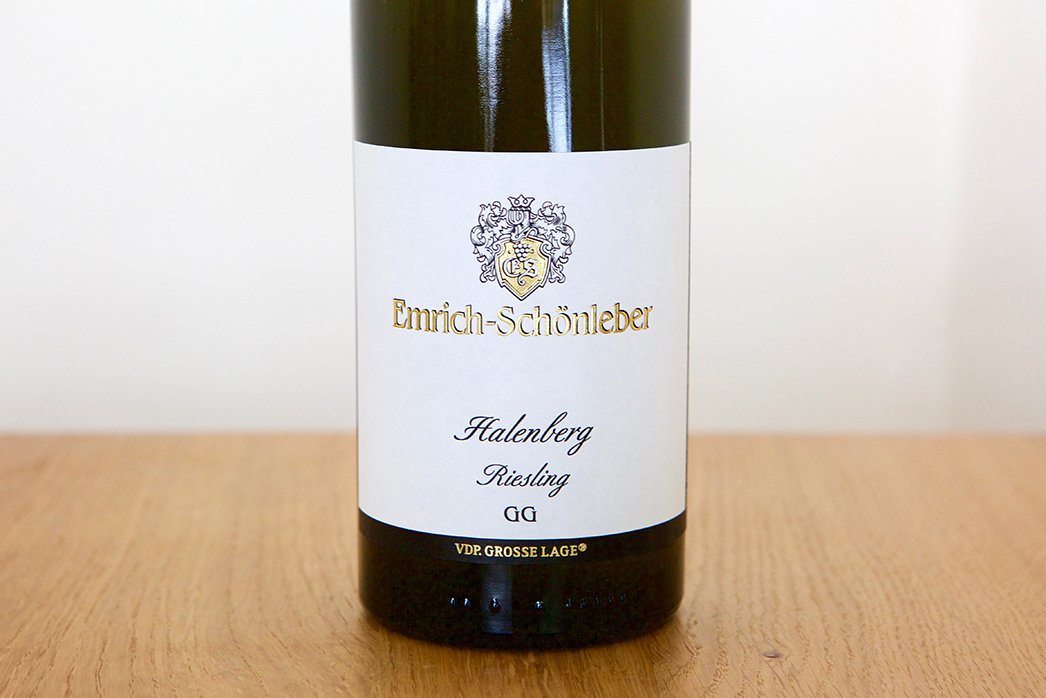 Emrich-Shonleber Halenberg Riesling GG