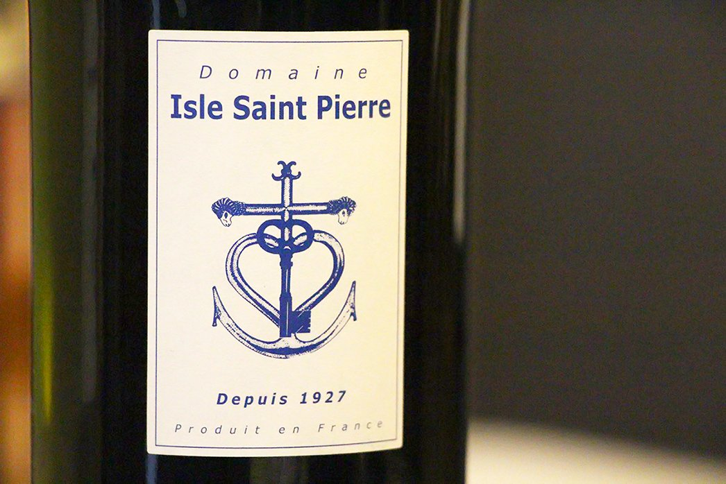 Isle Saint Pierre Rouge