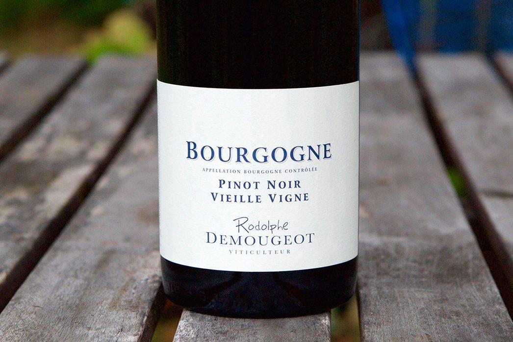 Demougeot Bourgogne Rouge Vieille Vignes