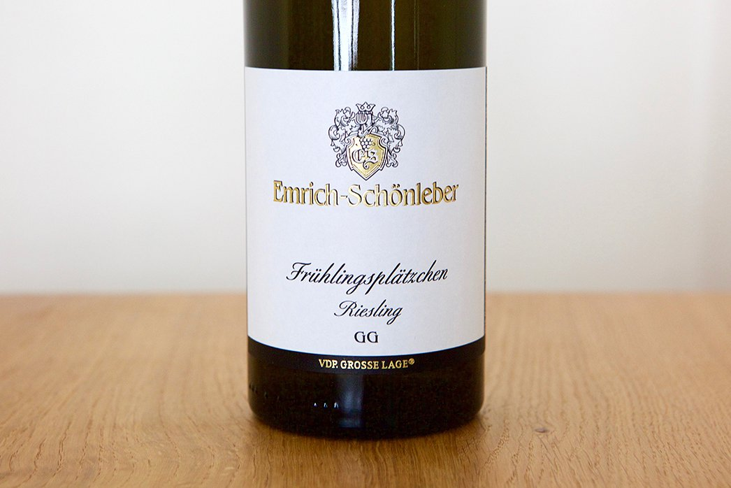 Emrich Shonleber Fruhlingsplatzchen Riesling GG
