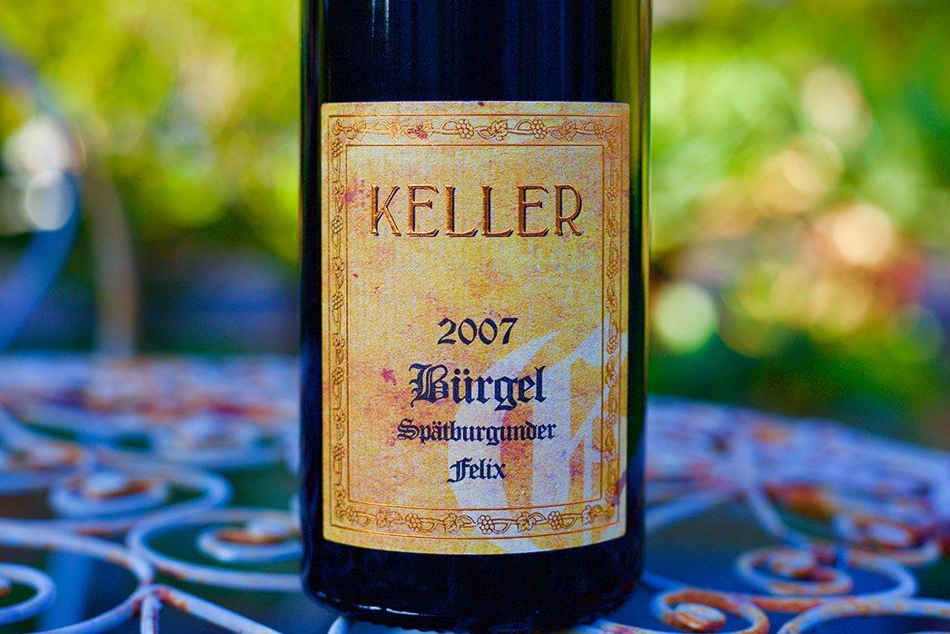 Keller Pinot Noir
