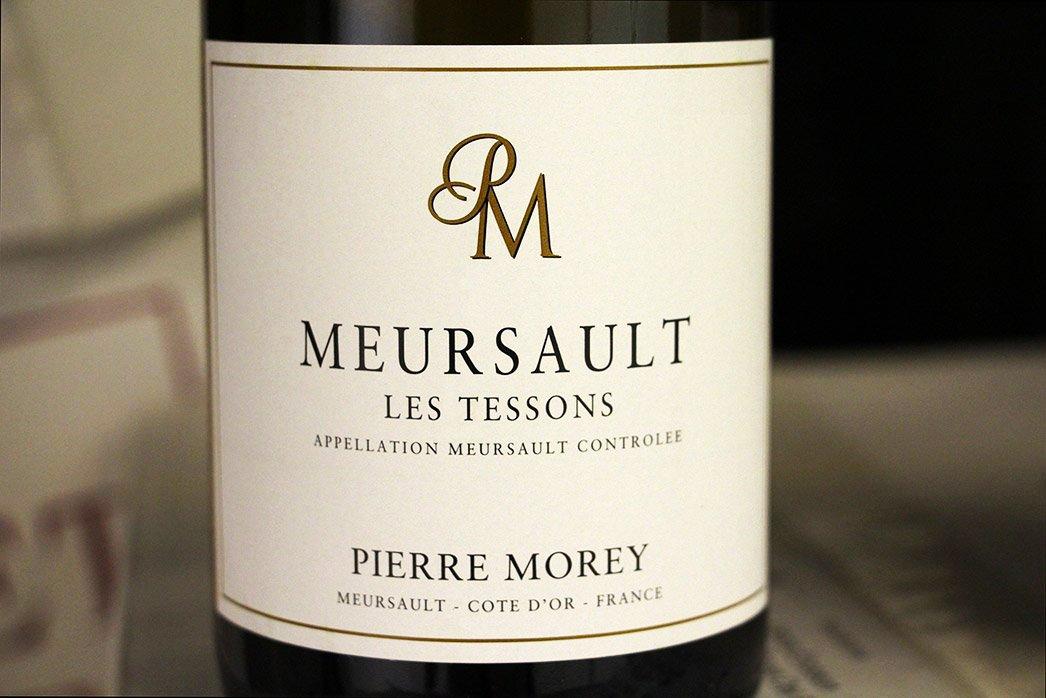 Pierre Morey Meursault Tessons