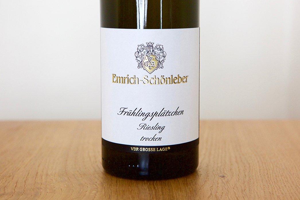 Emrich-Shonleber Fruhlingsplatzchen Riesling Trocken
