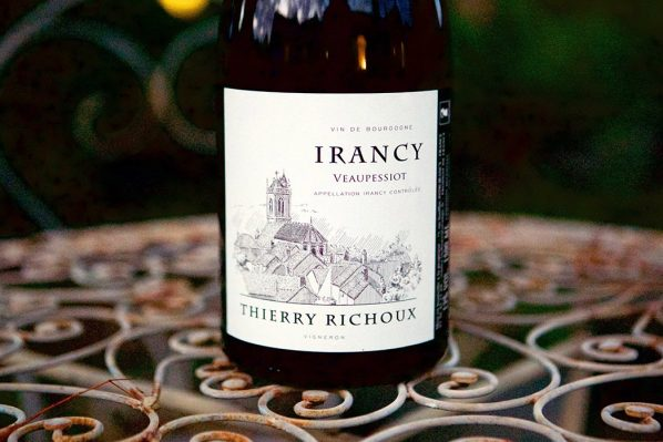 Thierry Richoux Irancy, Veaupessiot