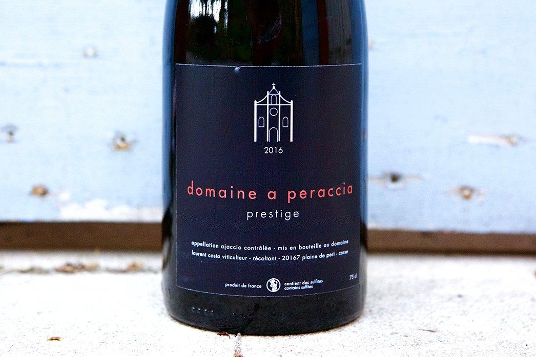 Domaine A Peraccia Prestige
