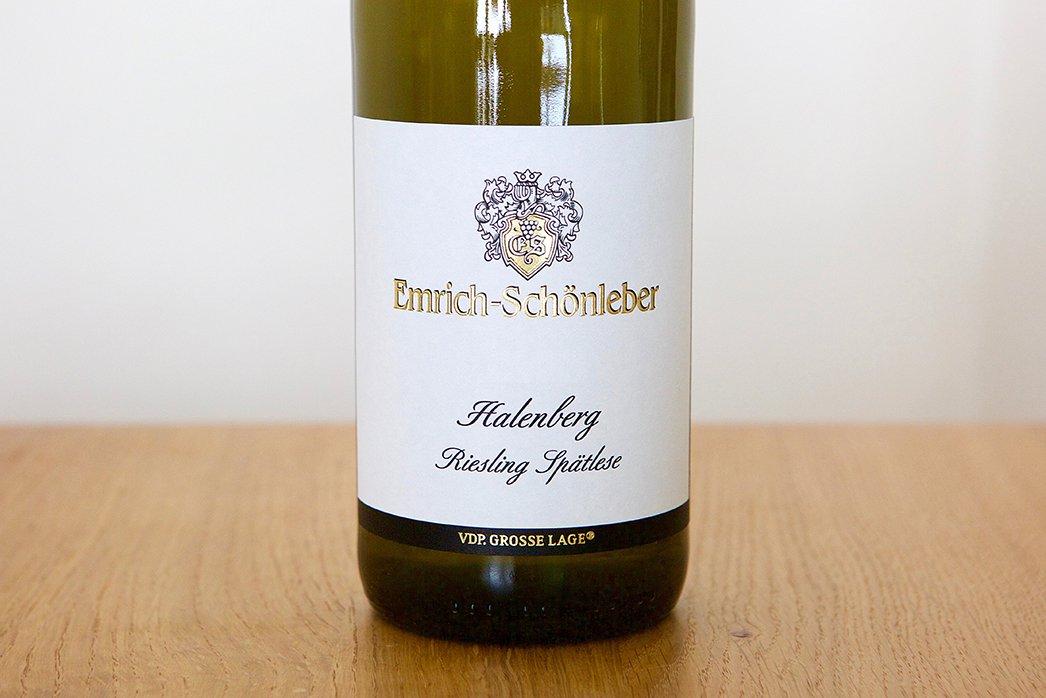 Emrich-Shonleber Halenberg Riesling Spatlese