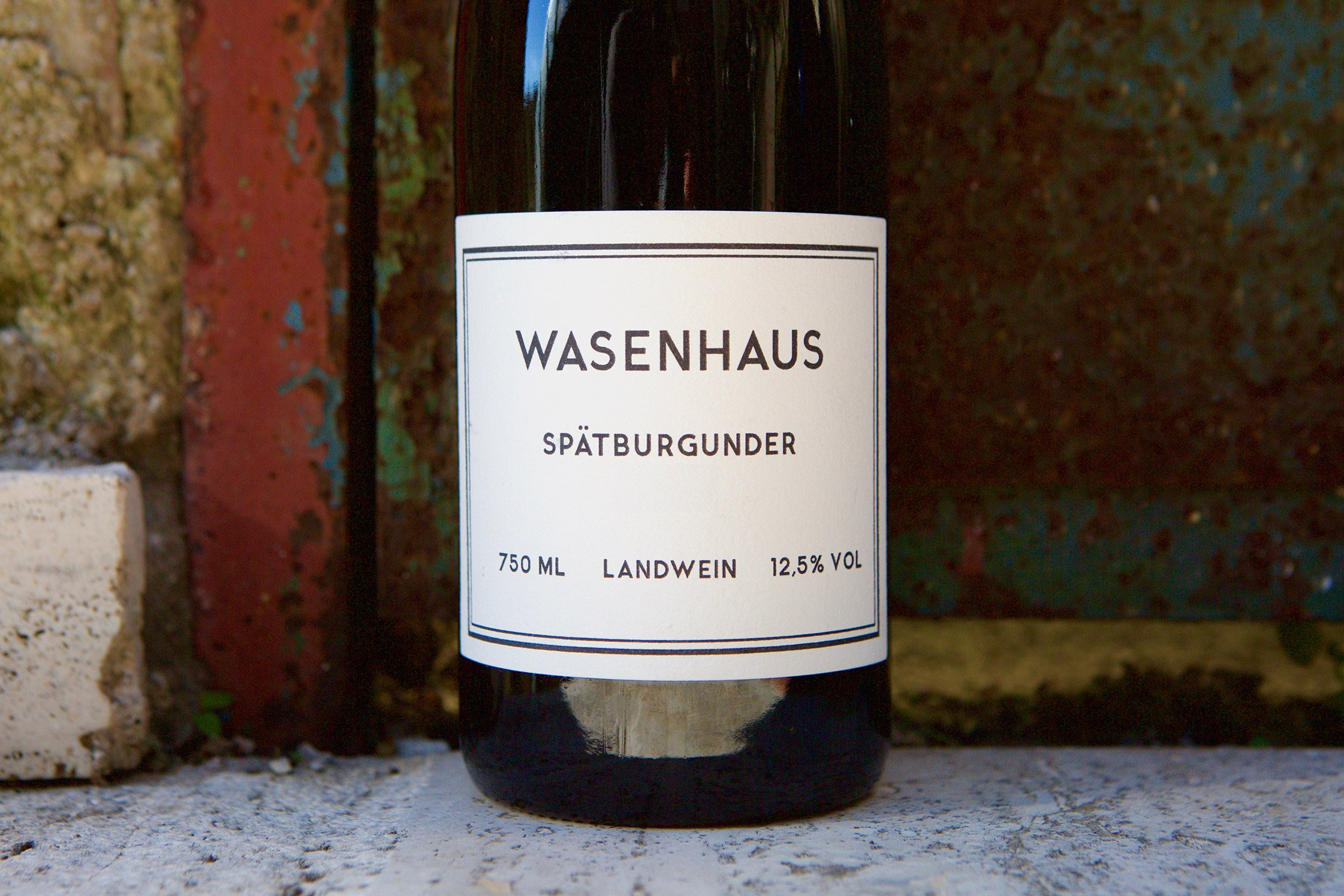 Wasenhaus Spatburgunder