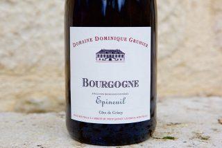 Bourgogne Epineuil Cote de Grisey